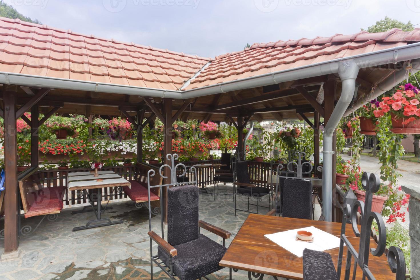 interior ethnic restaurants photo