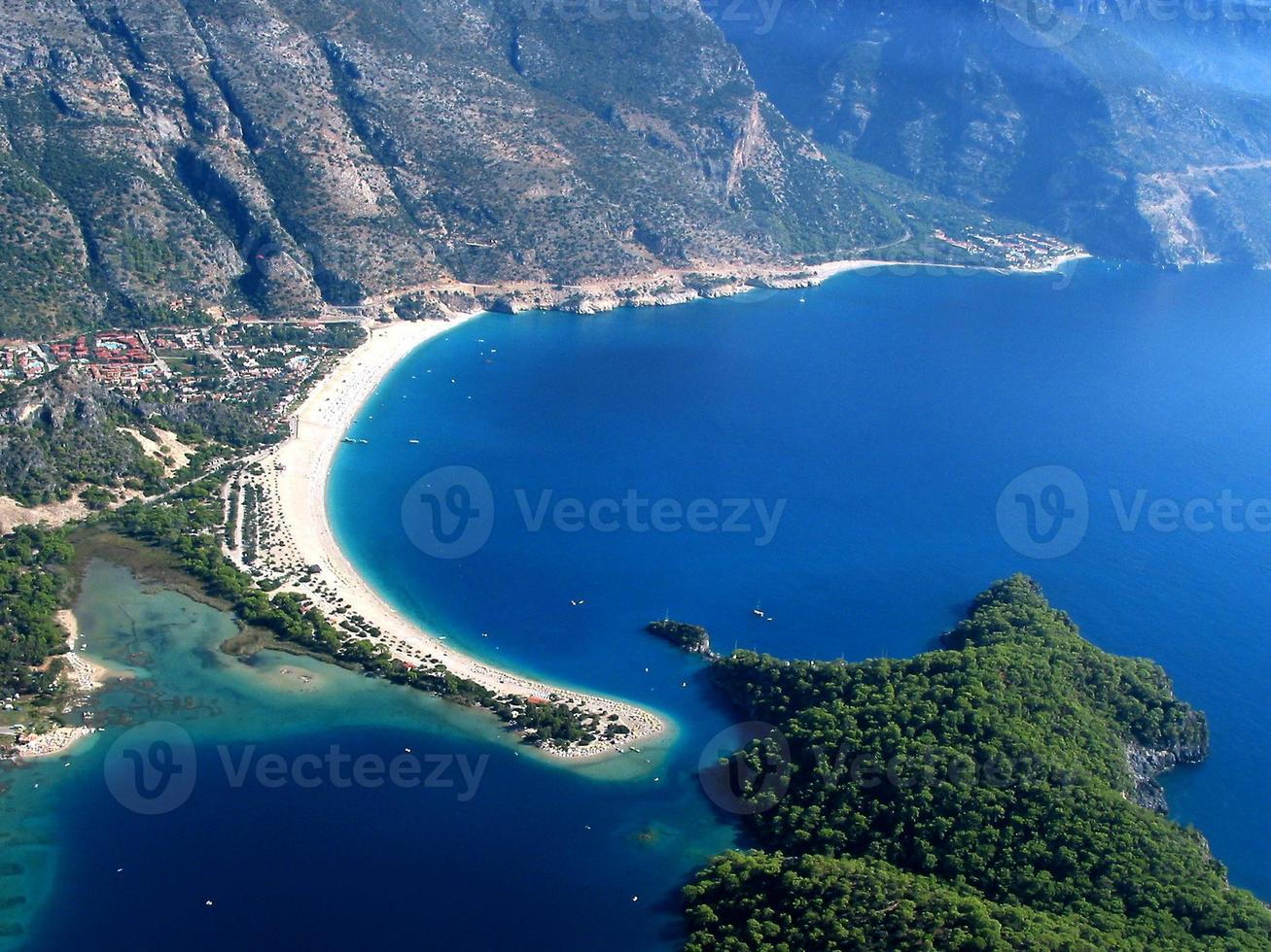 Olu Deniz Belcekiz Beach,Turkey photo