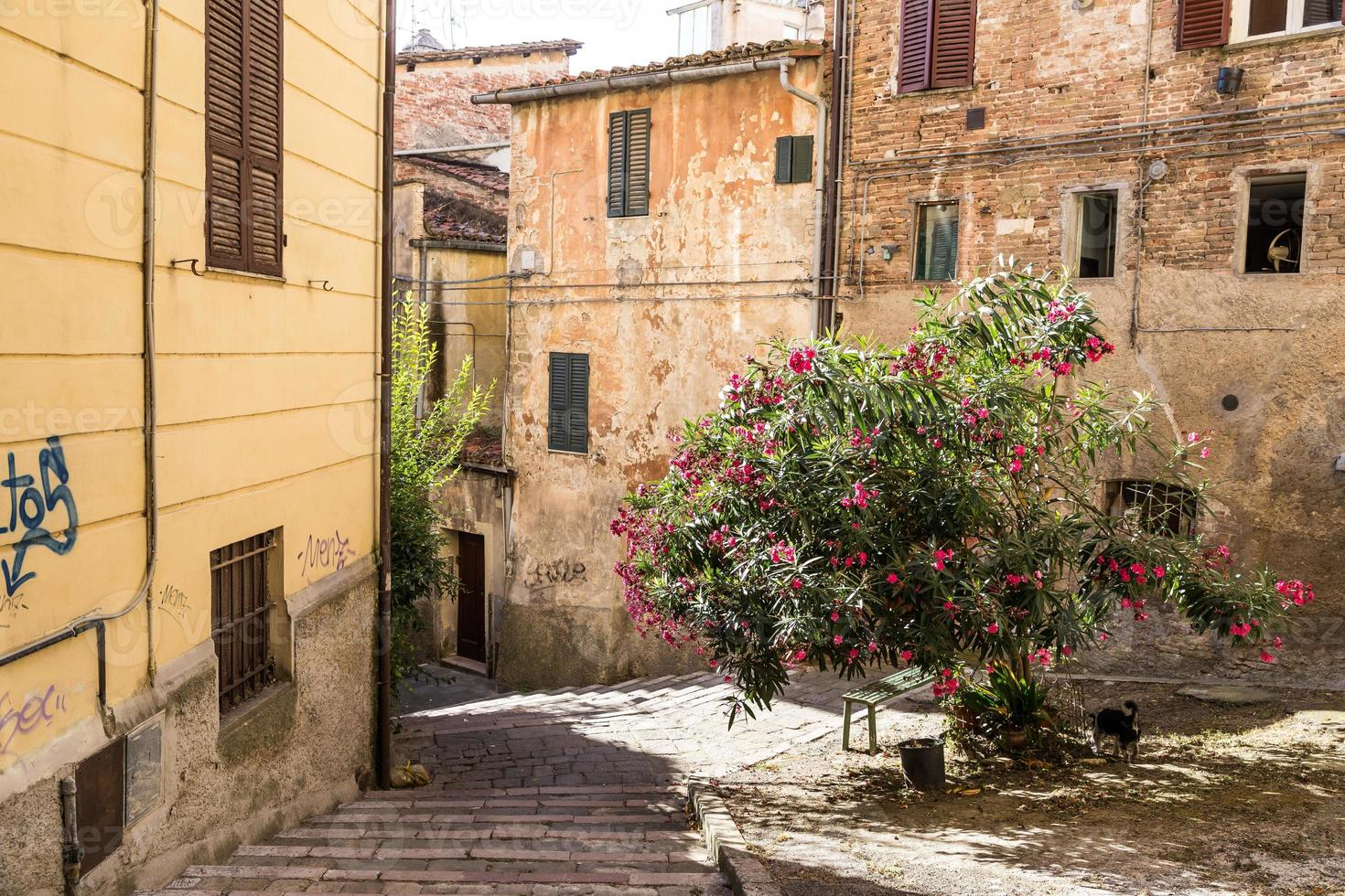 cidade velha de perugia, umbria, itália foto