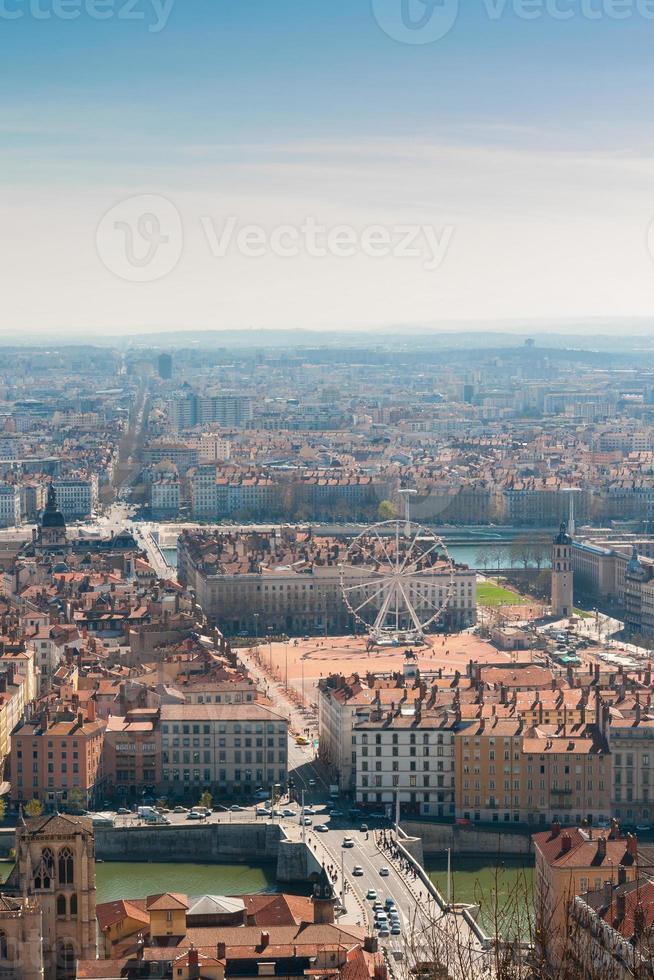 View of Lyon photo