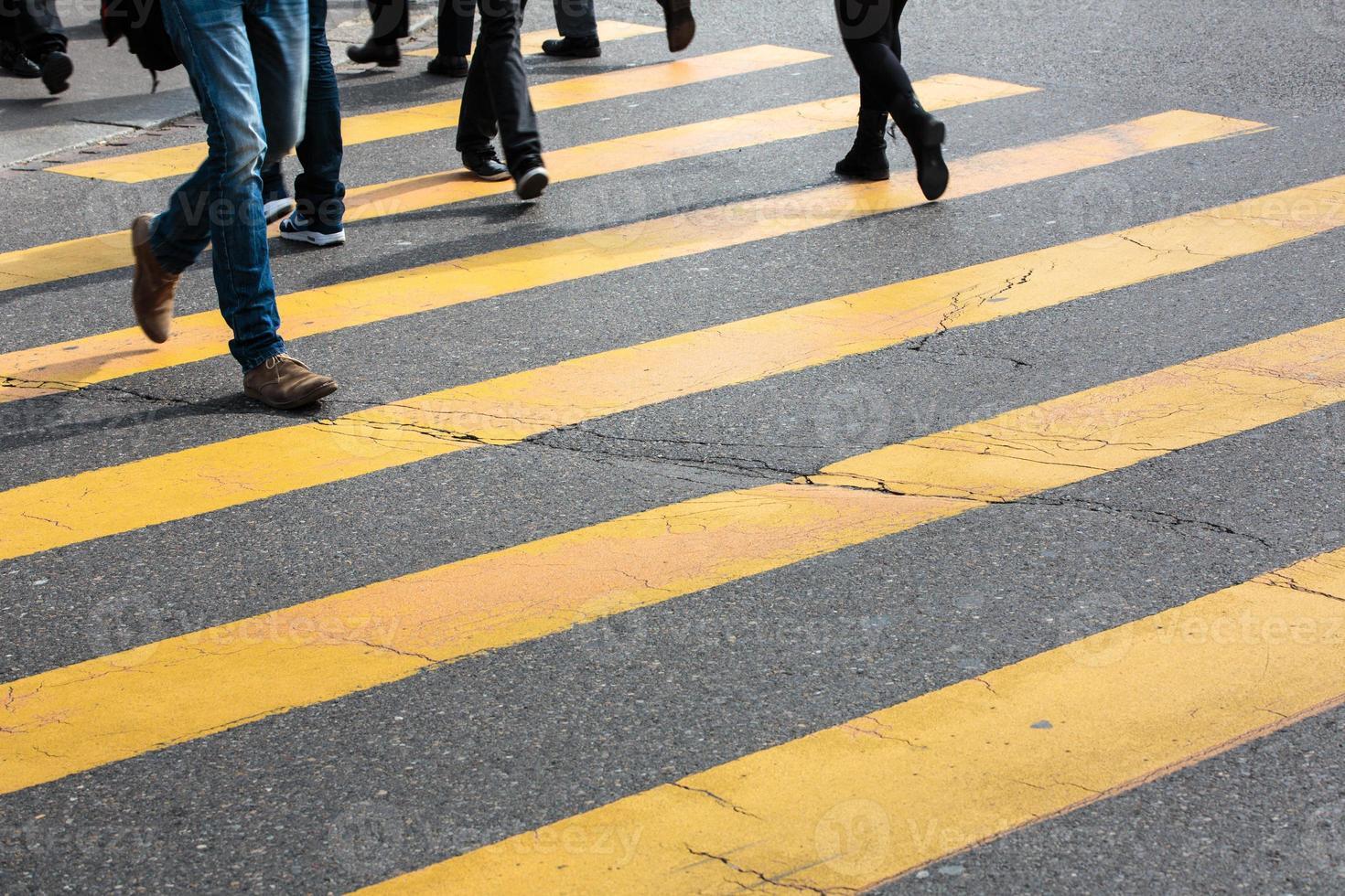 conceito de tráfego urbano foto