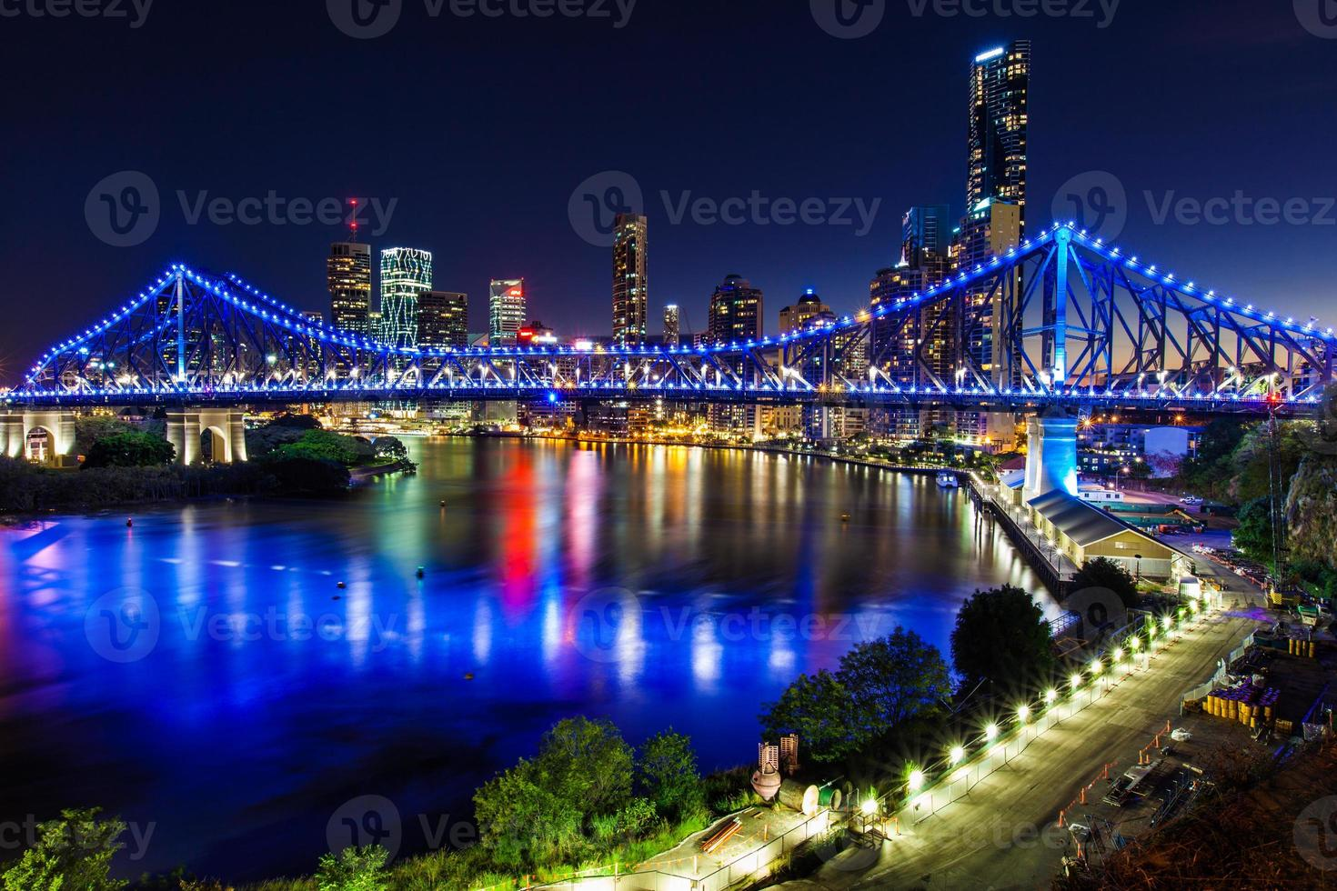 Austrália. Storybridge, Brisbane foto