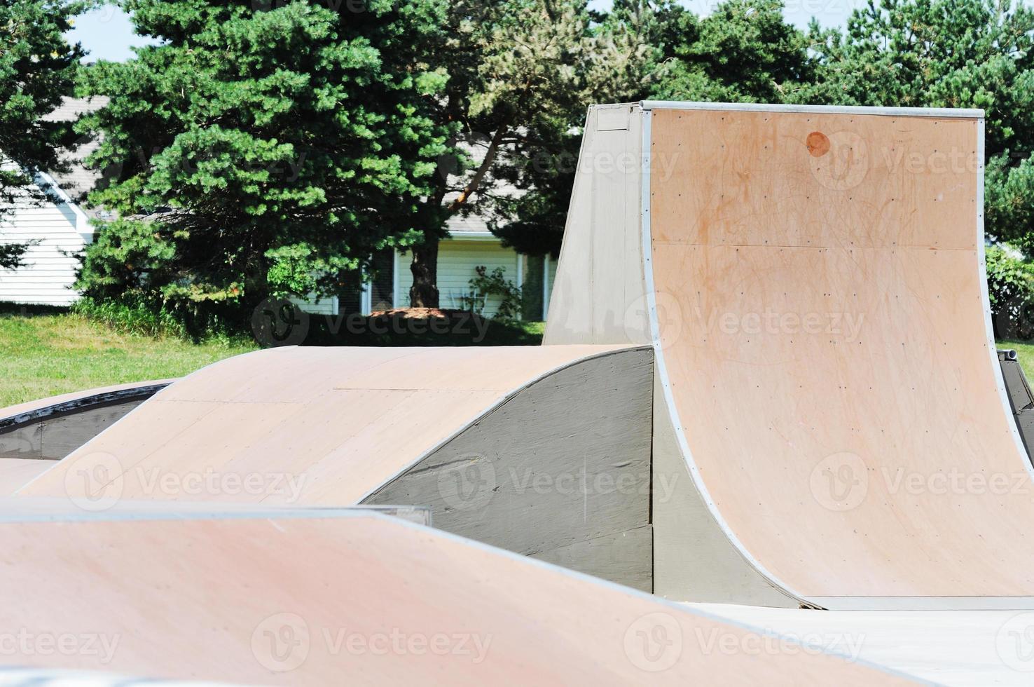 rampas de skate foto