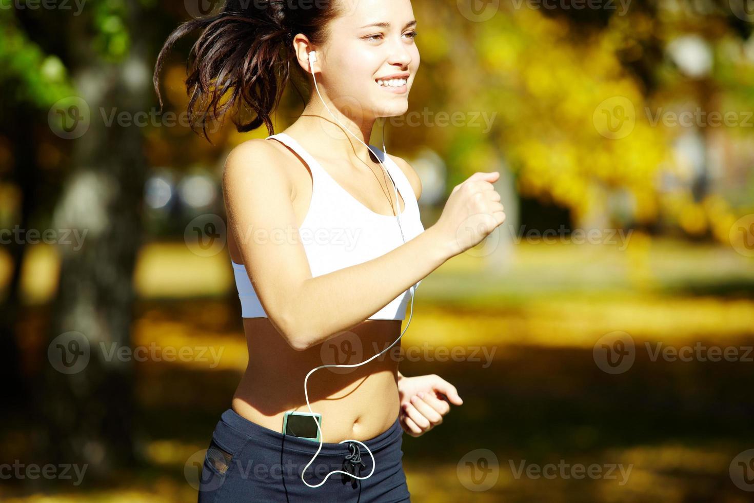 Positive runner photo