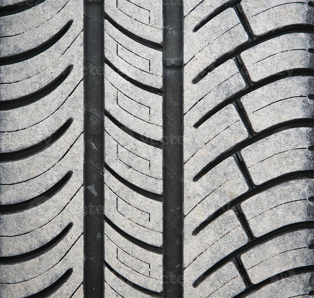 car tire photo
