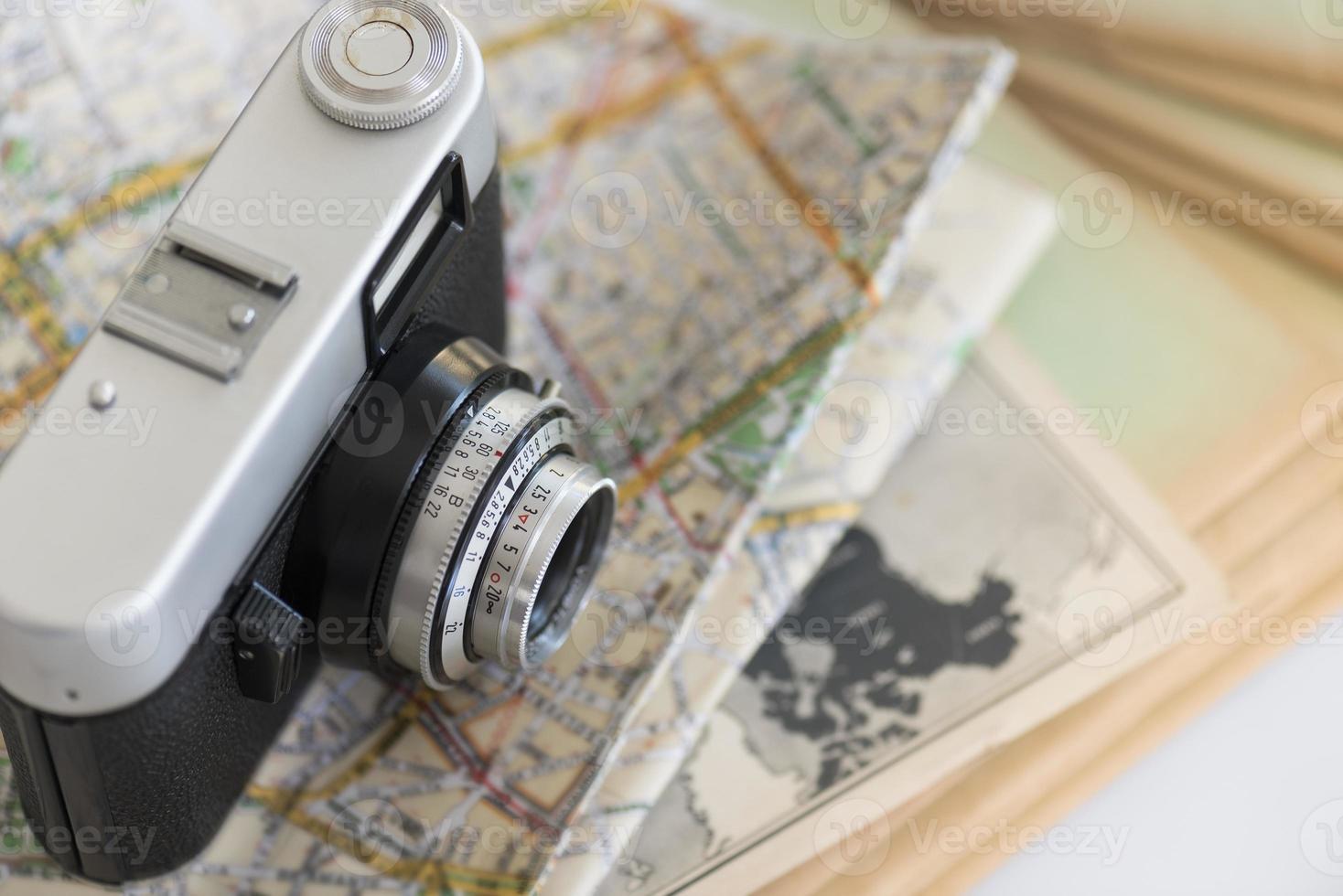 Cámara fotográfica foto