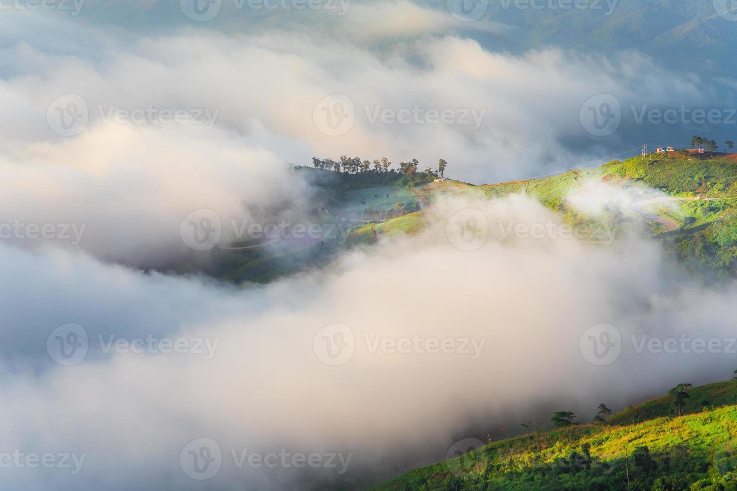 Phu Tab Berk hill photo