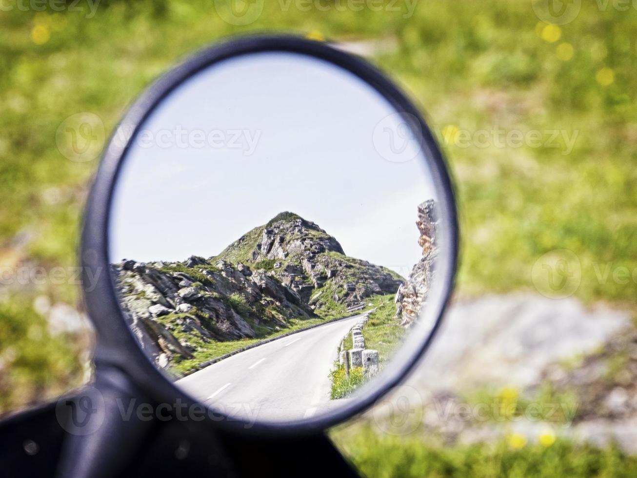 espelho retrovisor foto