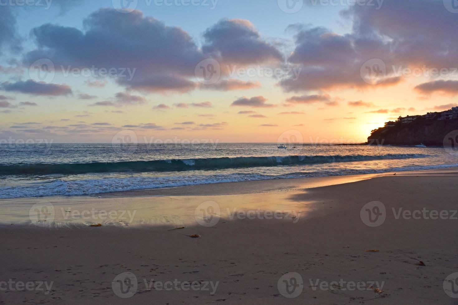 baía esmeralda foto