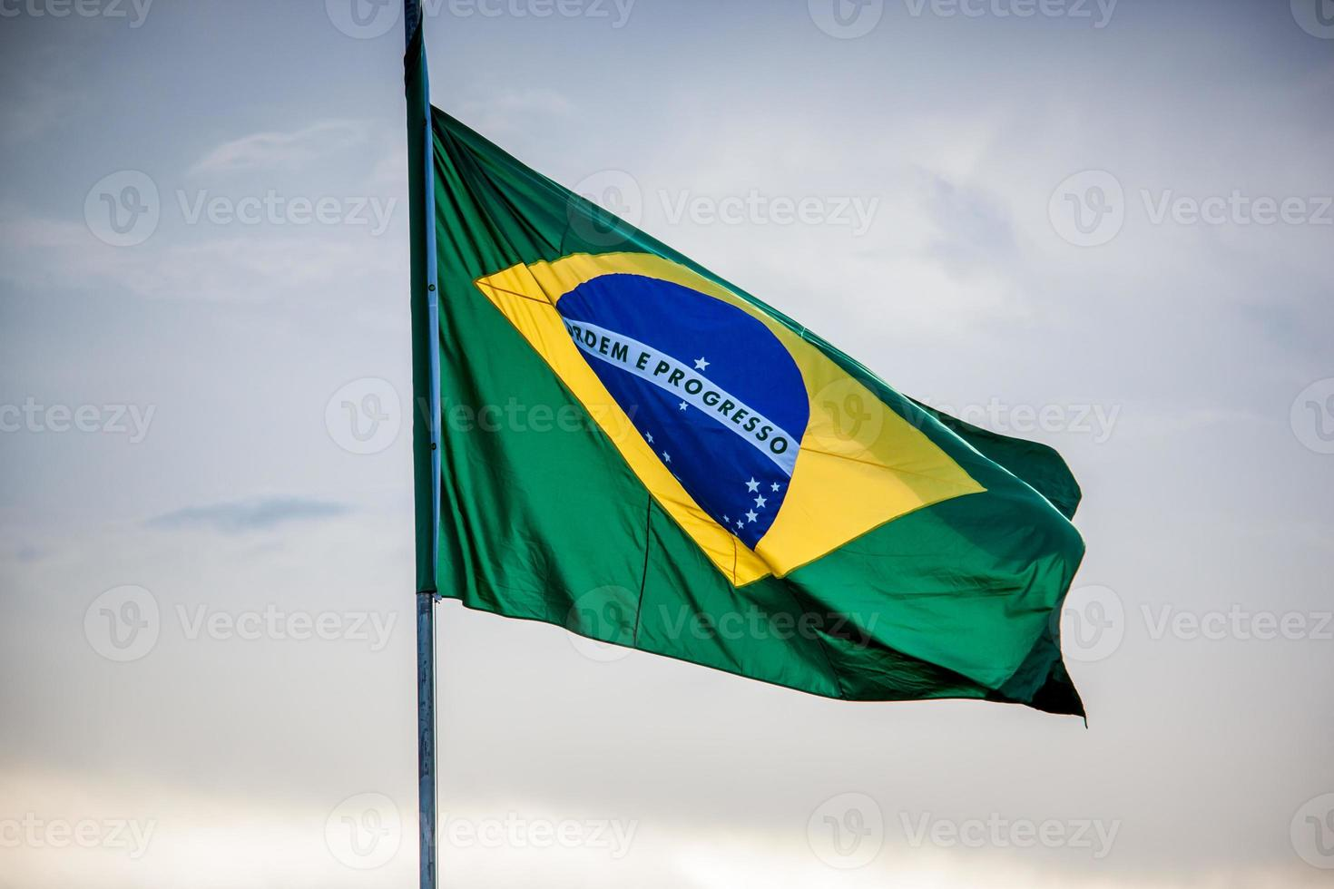 bandeira do brasil foto