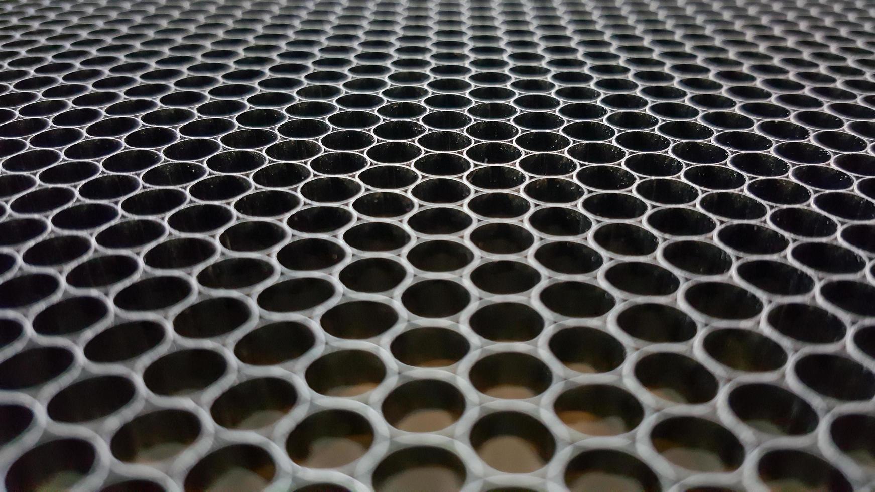 Wire mesh texture background photo