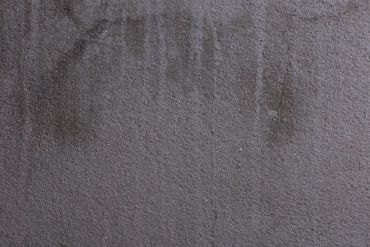 Grey cement floor background photo