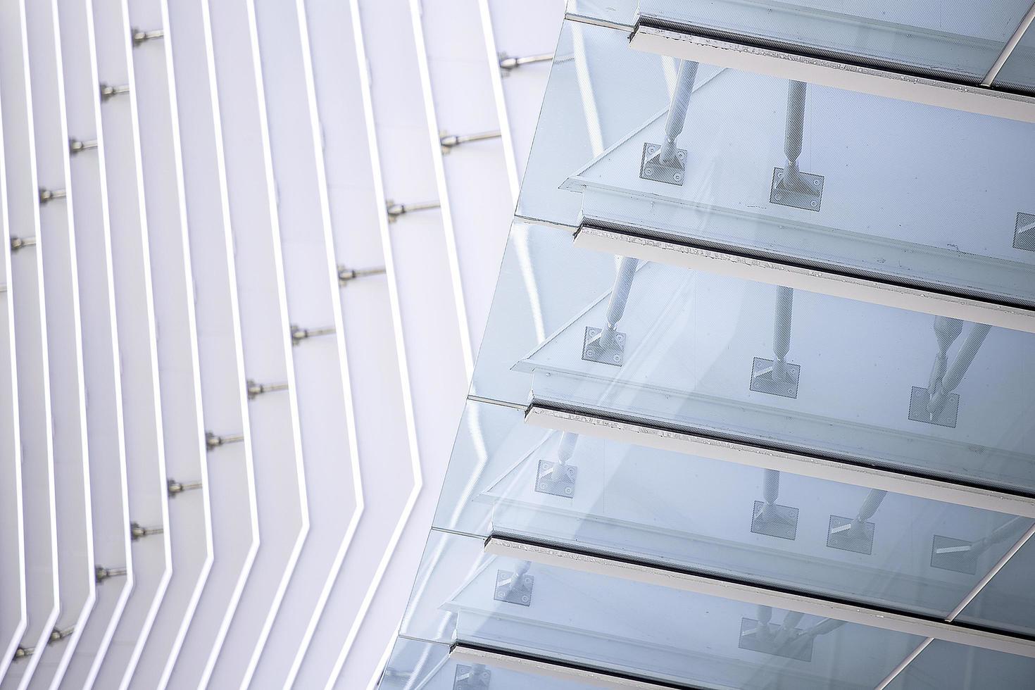 Miami, Florida, 2020 - Close-up of modern building photo