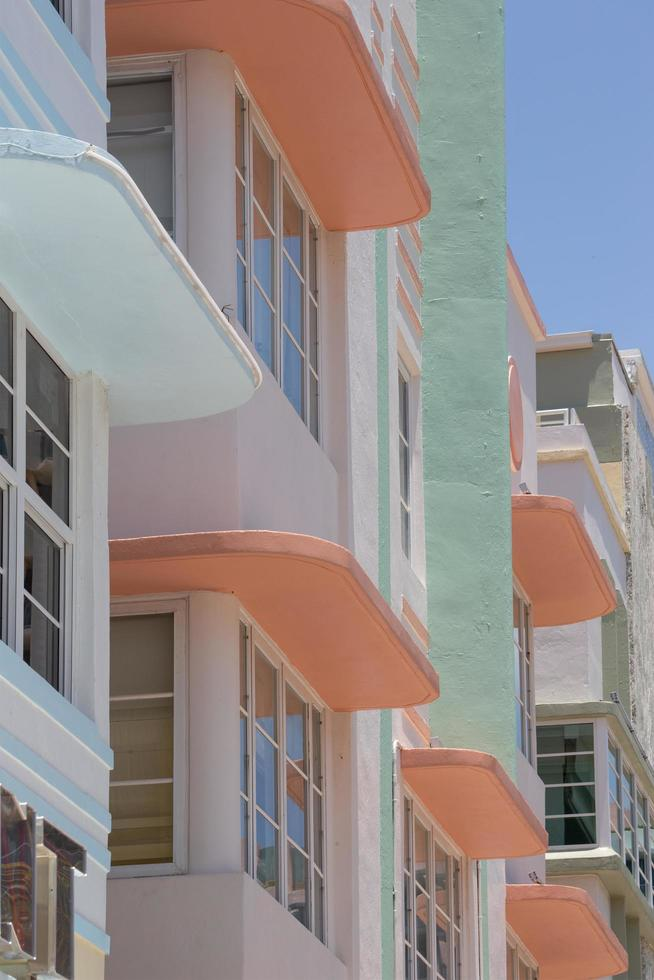 Miami, Florida, 2020 - Pastel building during the day photo