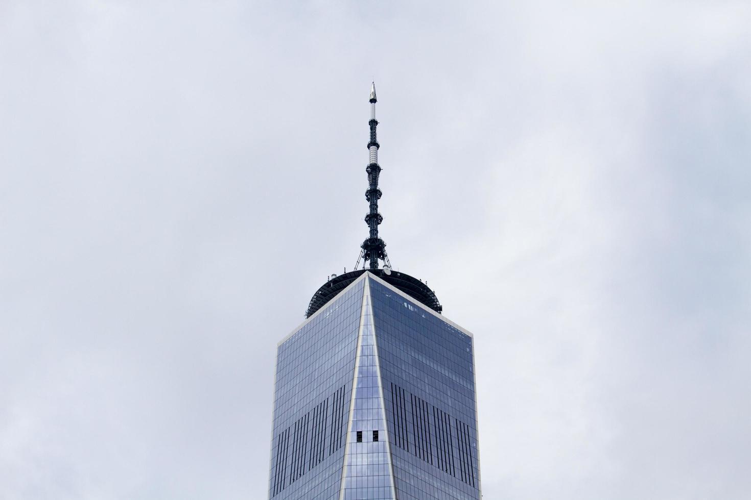 New York City, NY, 2020 - Top of The One World Trade Center photo