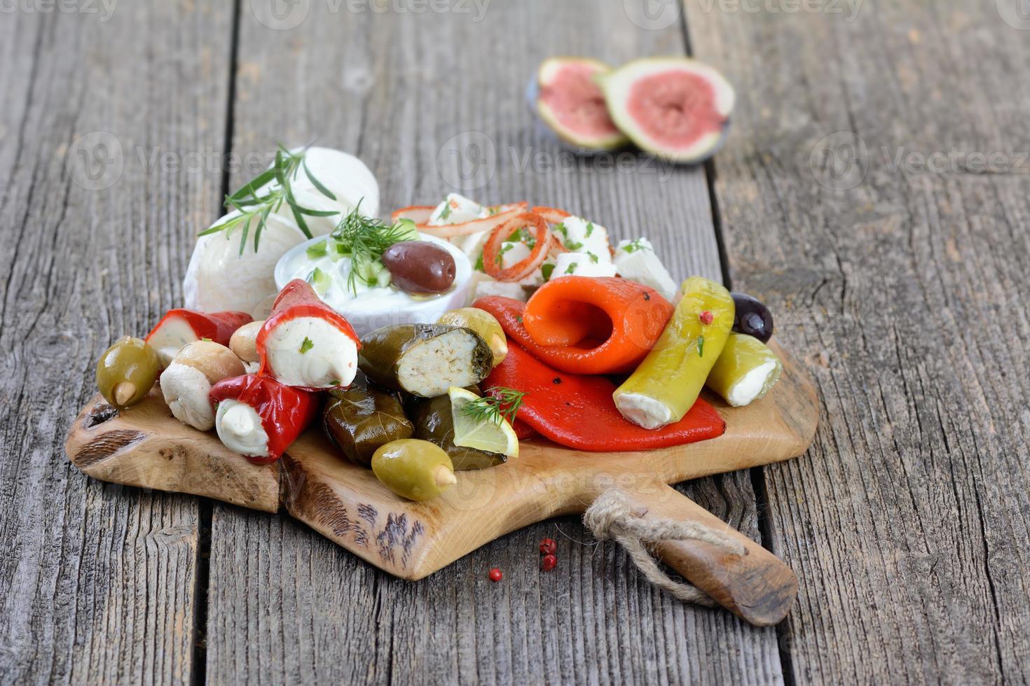 Greek food photo