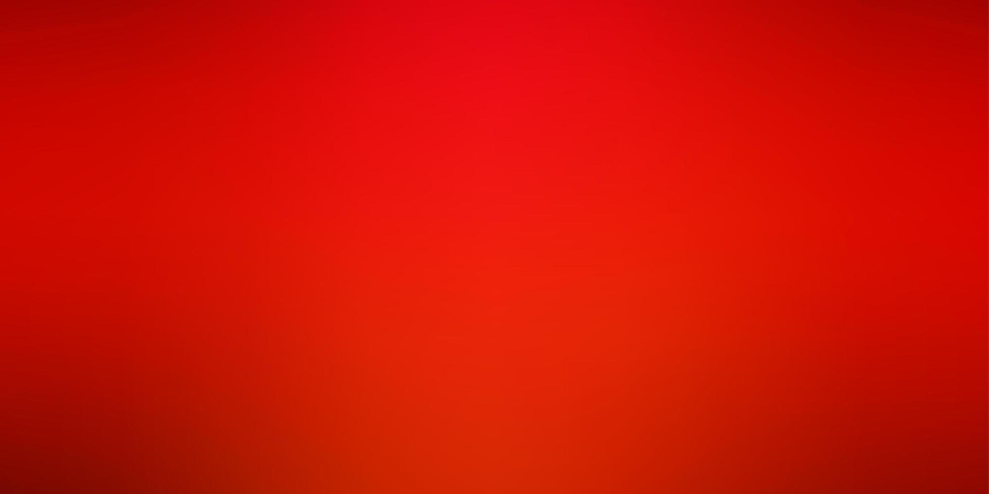 plantilla borrosa roja. vector