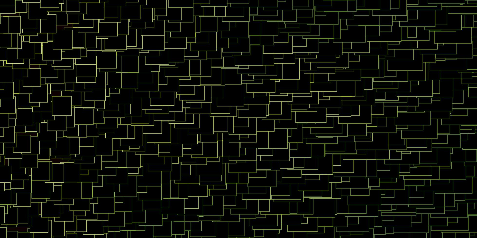 Dark texture with outlined rectangles. vector