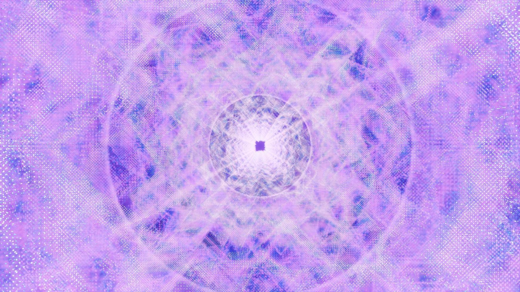 Fondo de pantalla de fondo de ilustración 3d abstracto rosa foto