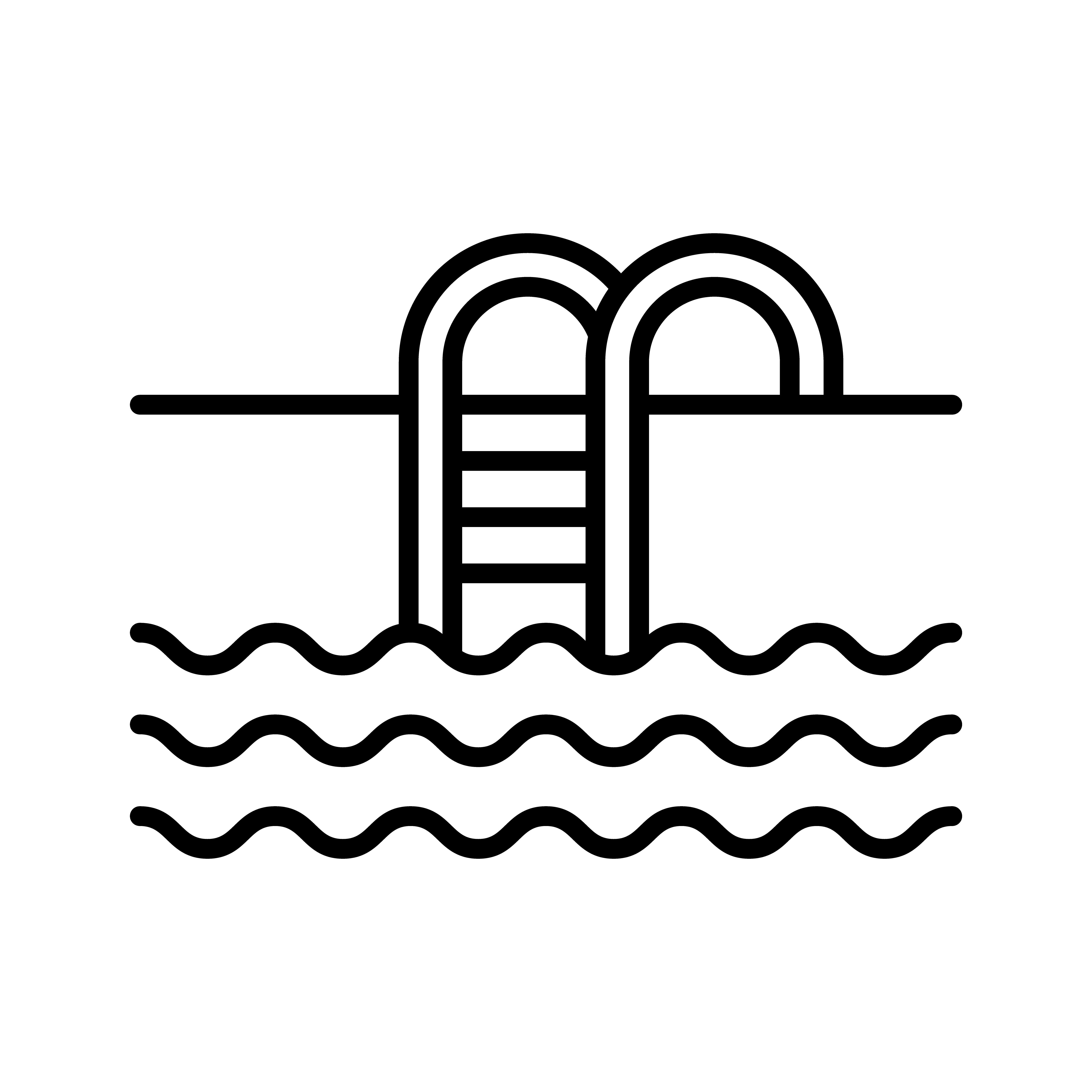 swimming pool icon 1500429 vector art at vecteezy  vecteezy