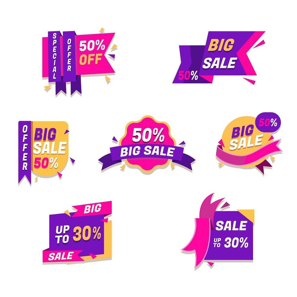 oferta especial en etiqueta de cinta 1540404 - Descargar Vectores Gratis,  Illustrator Graficos, Plantillas Diseño