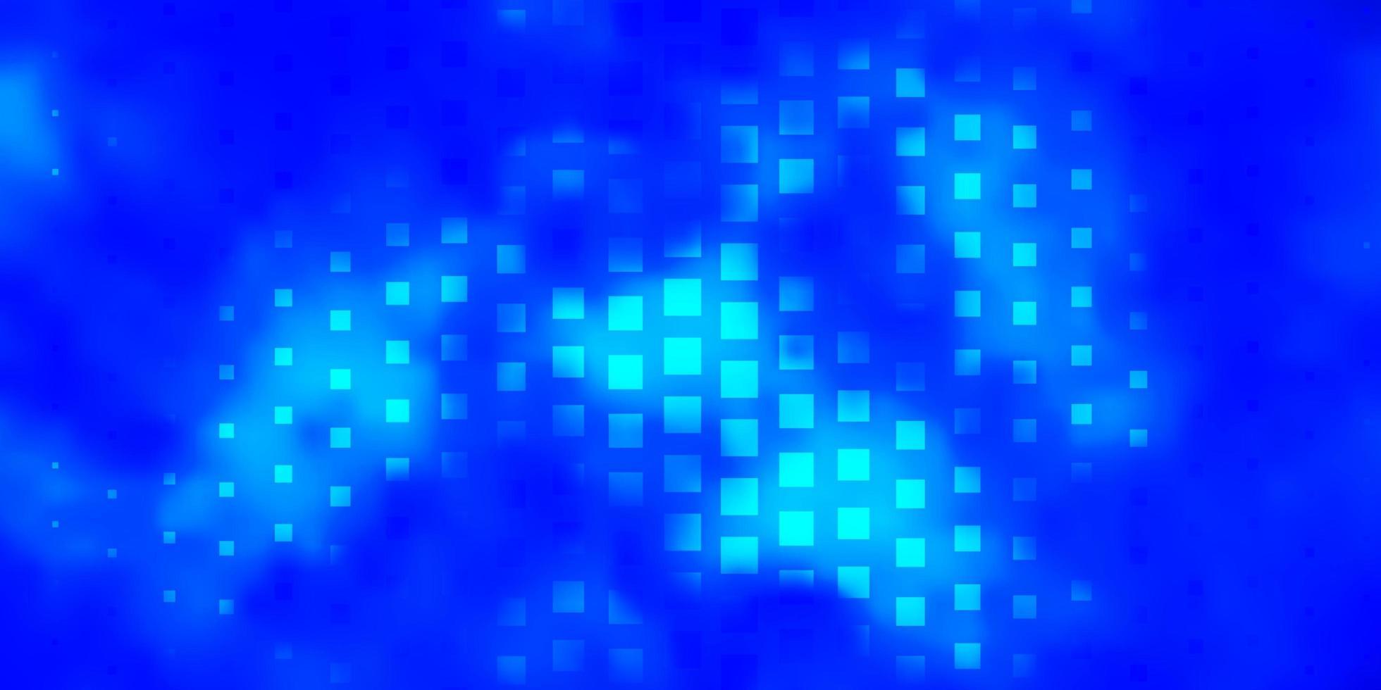 fondo azul en estilo poligonal. vector
