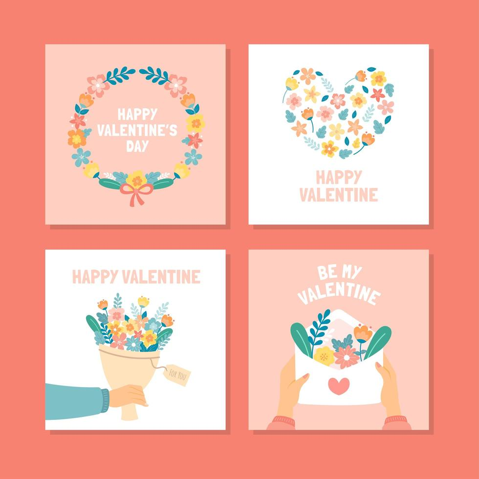 Valentine Gifts for Loved Ones vector