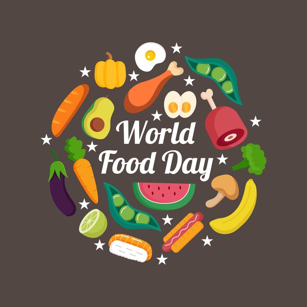 World food day vector