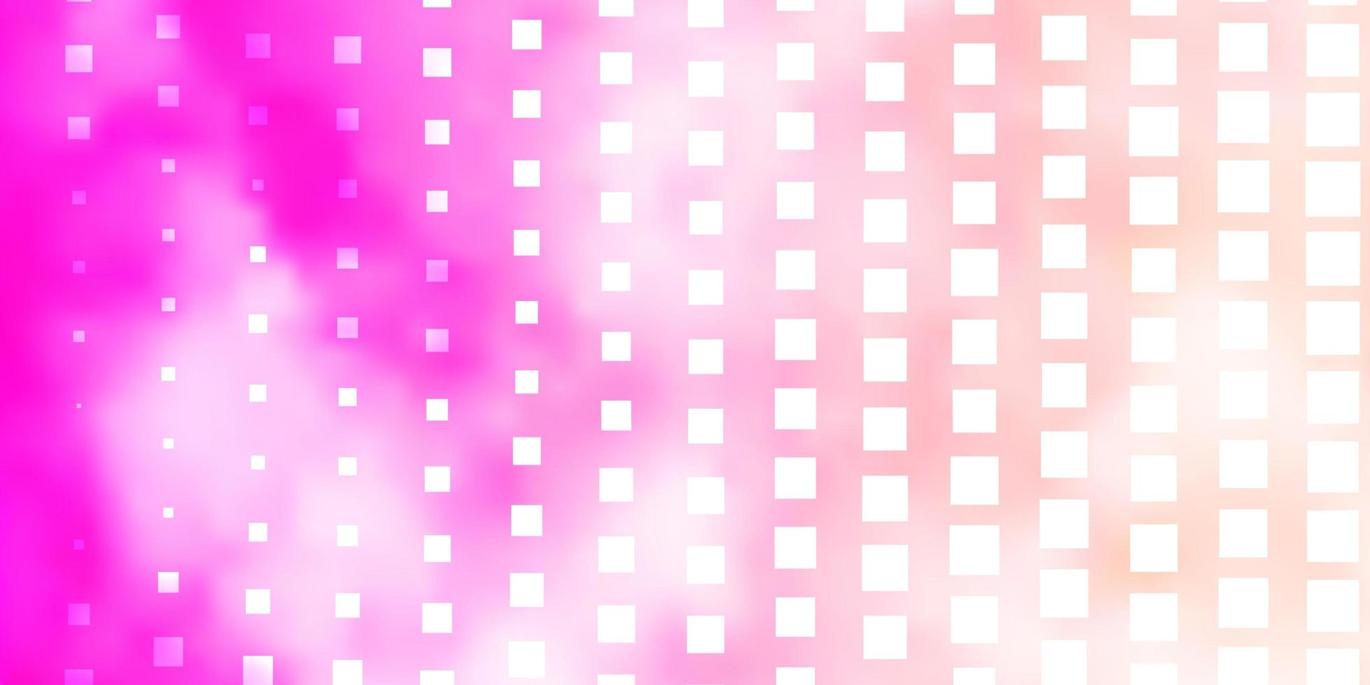 Light Pink texture in rectangular style. vector