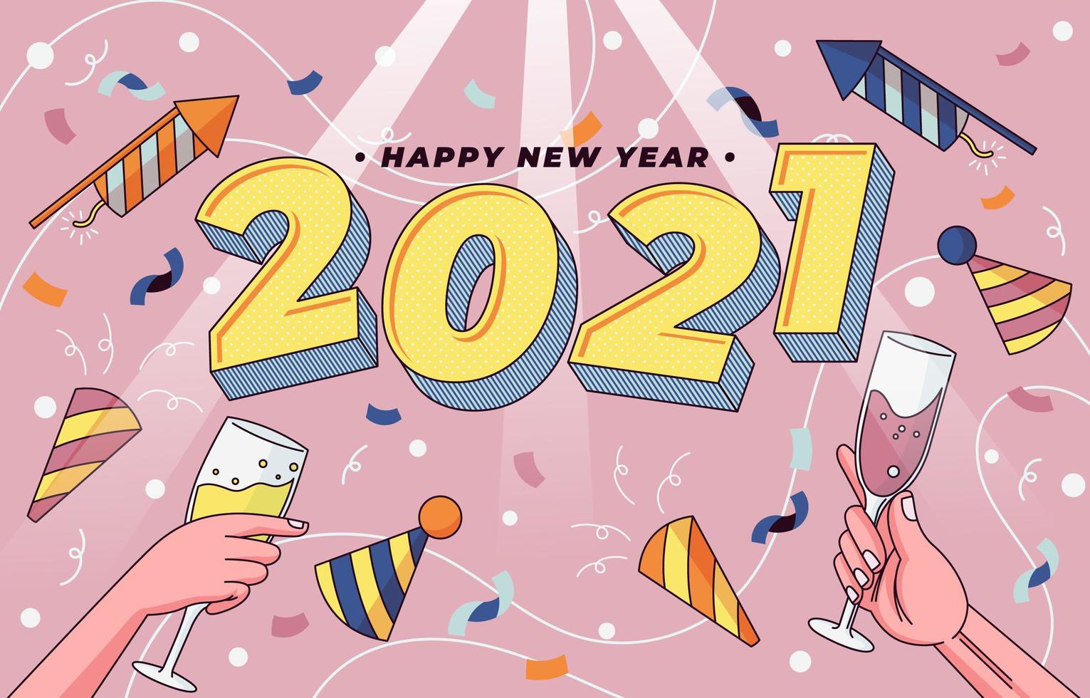 【2021 nouvel An