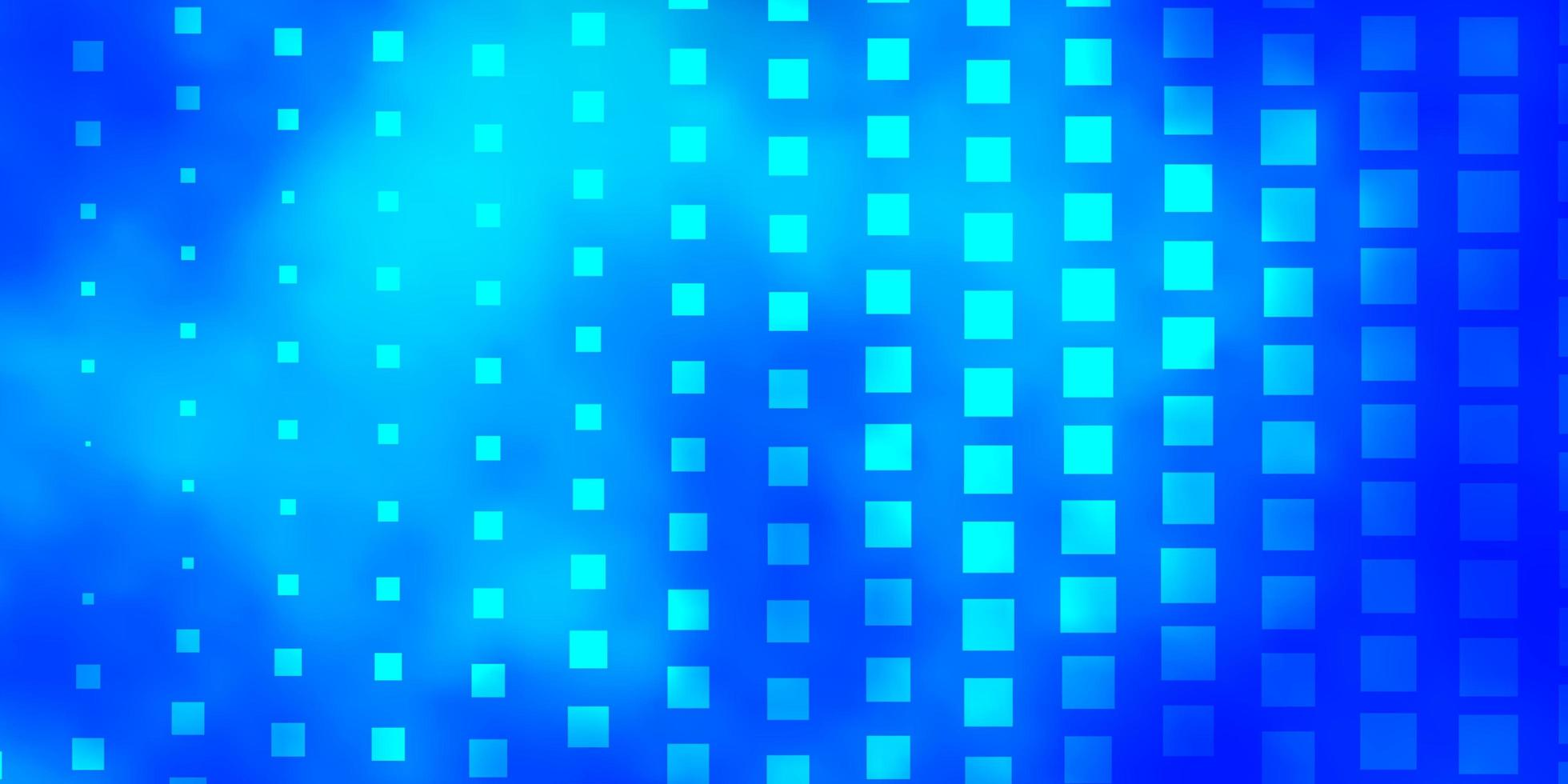 Blue backdrop with rectangles. vector