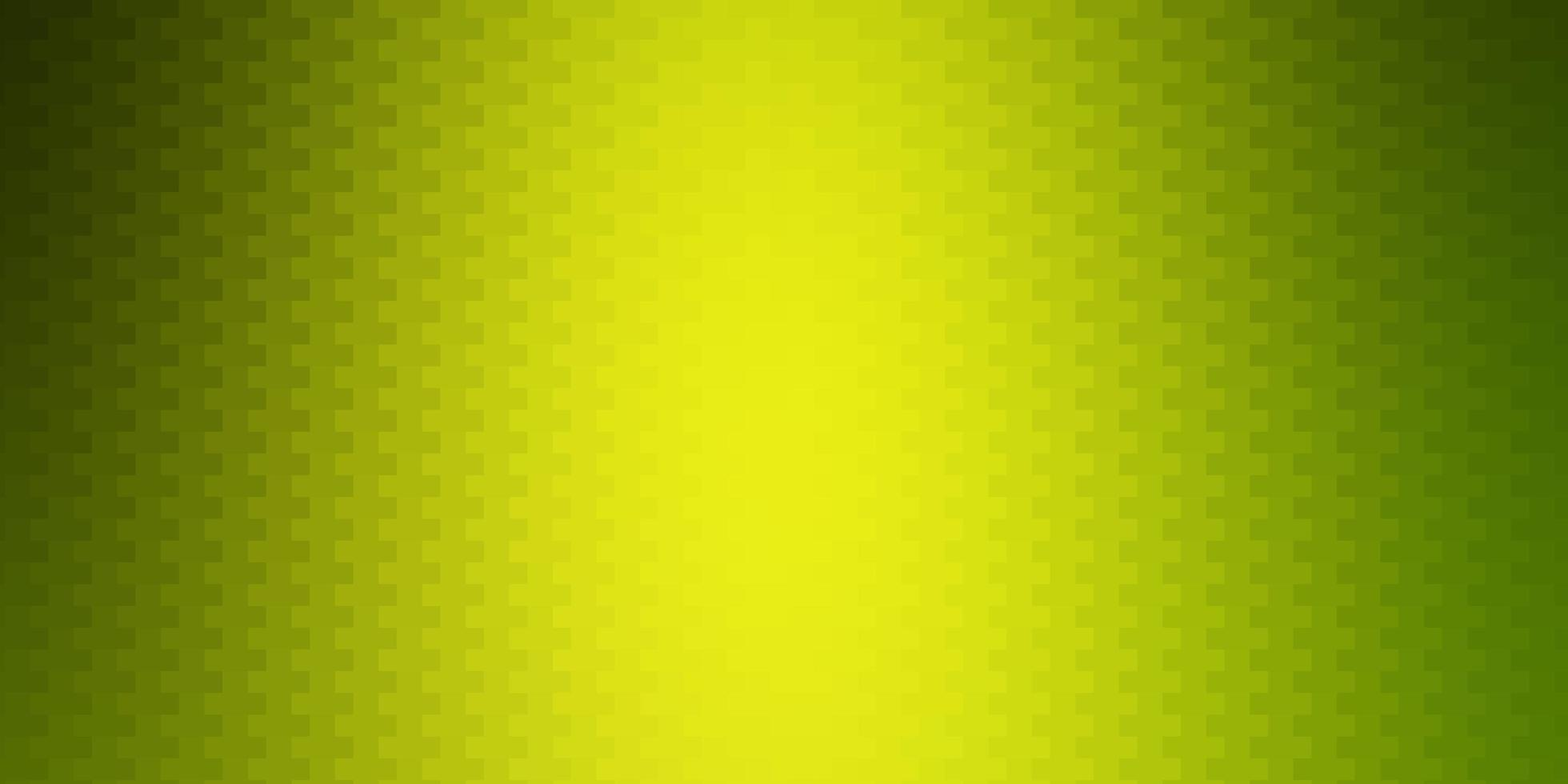 Light Green template with rectangles. vector