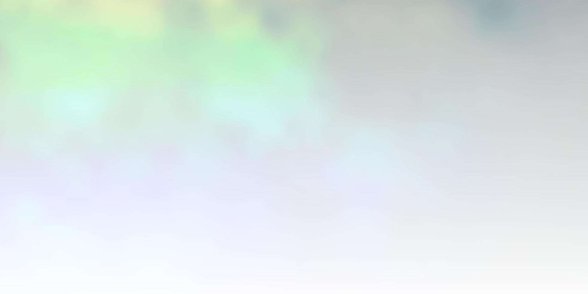 Dark Multicolor texture with cloudy sky. vector