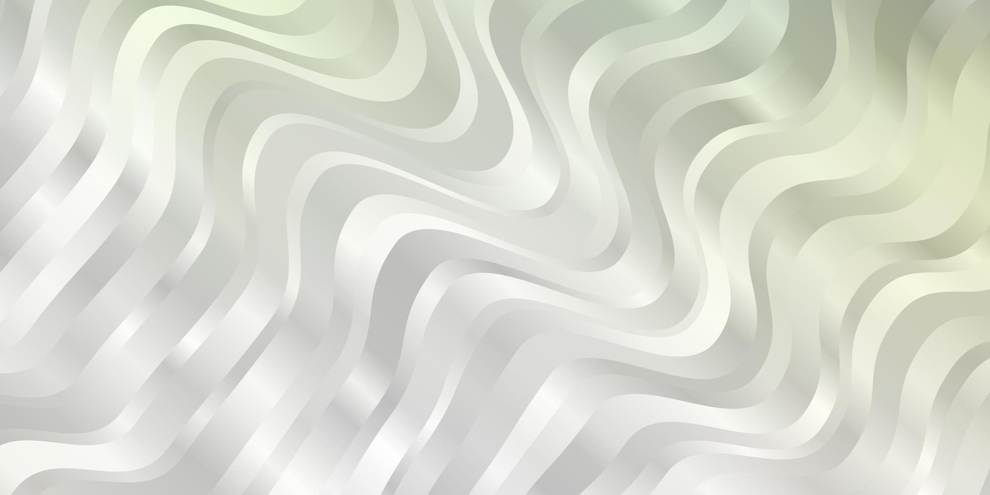 fondo verde claro con arcos. vector