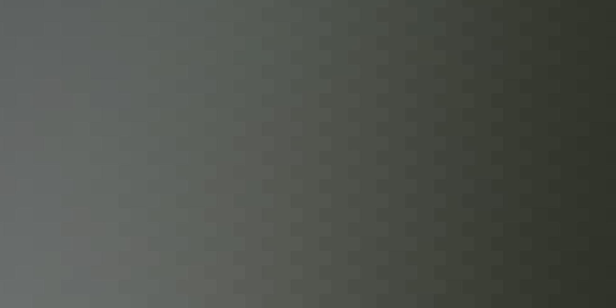 patrón gris claro en estilo cuadrado. vector