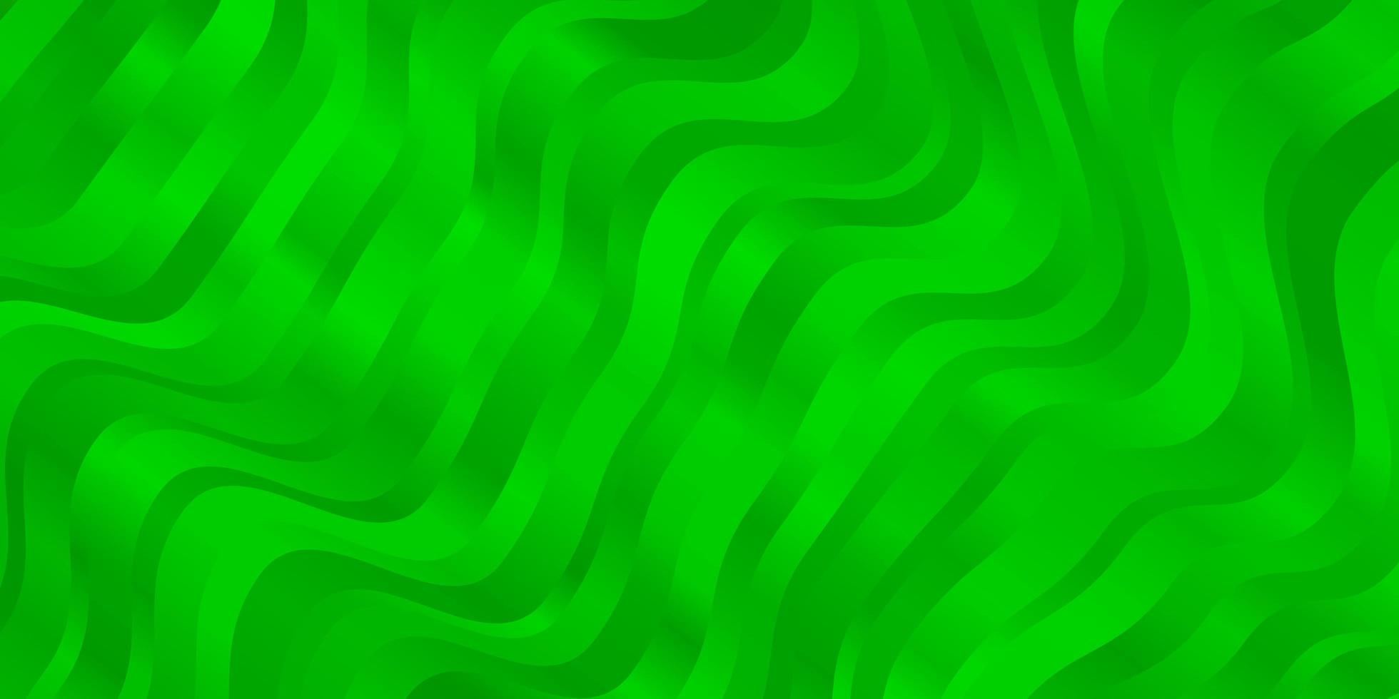 Light Green background with bows. vector