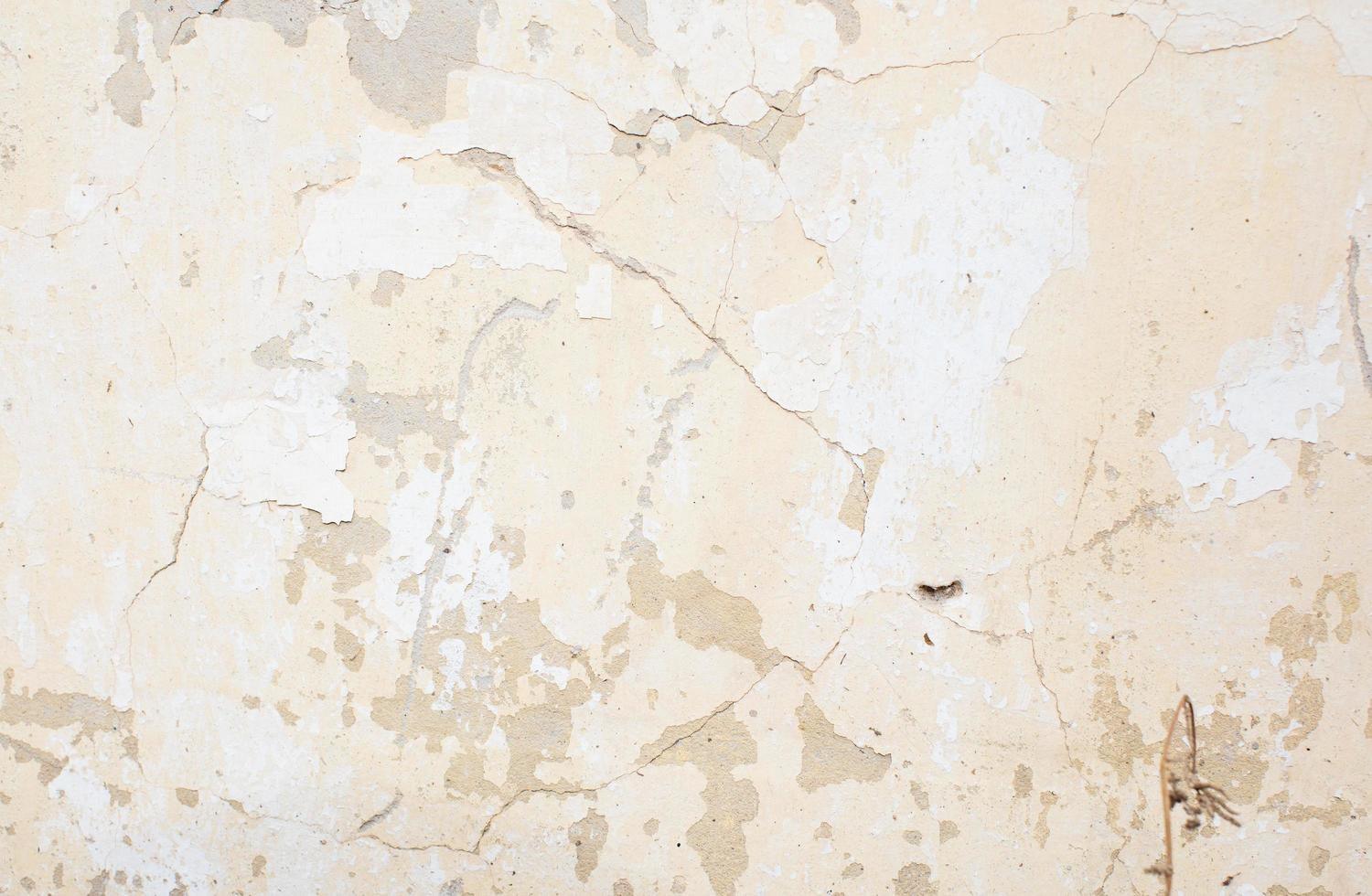 Chipped wall texture photo