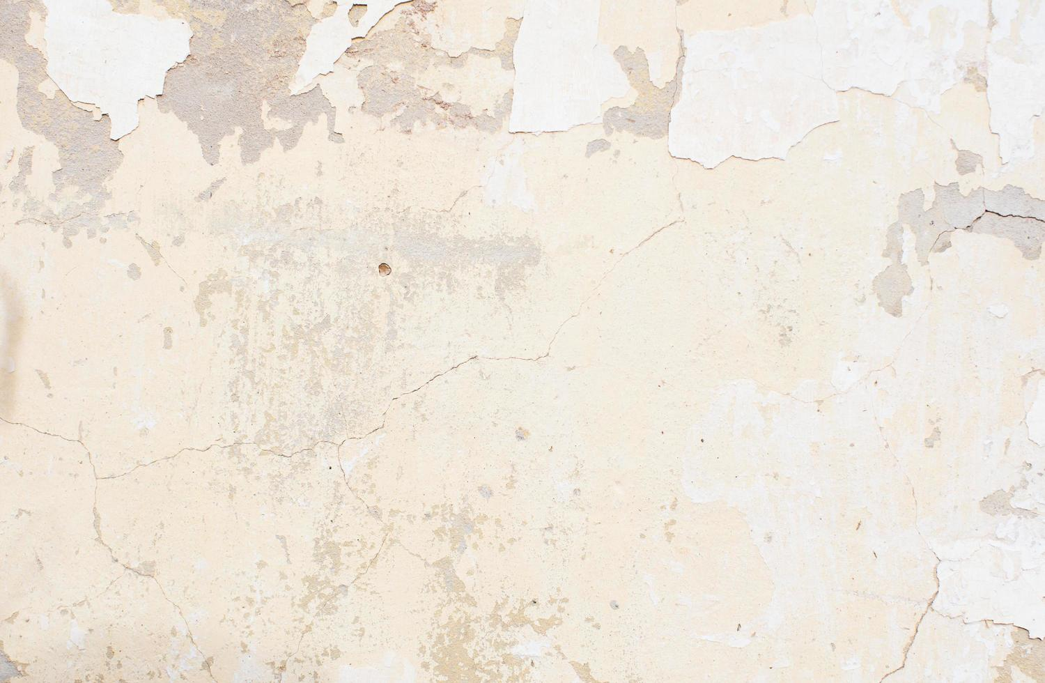 Chipped paint grunge wall texture photo