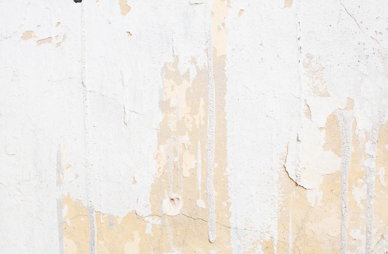 Textura de pared de grunge de pintura desconchada foto