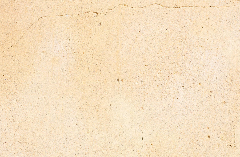 Tan cracked wall photo