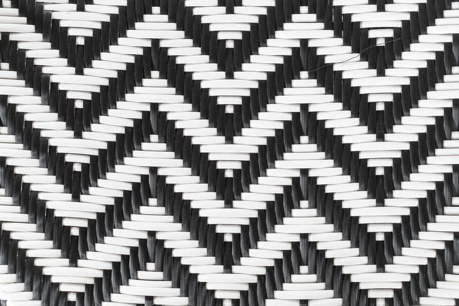 Rattan black and white background photo