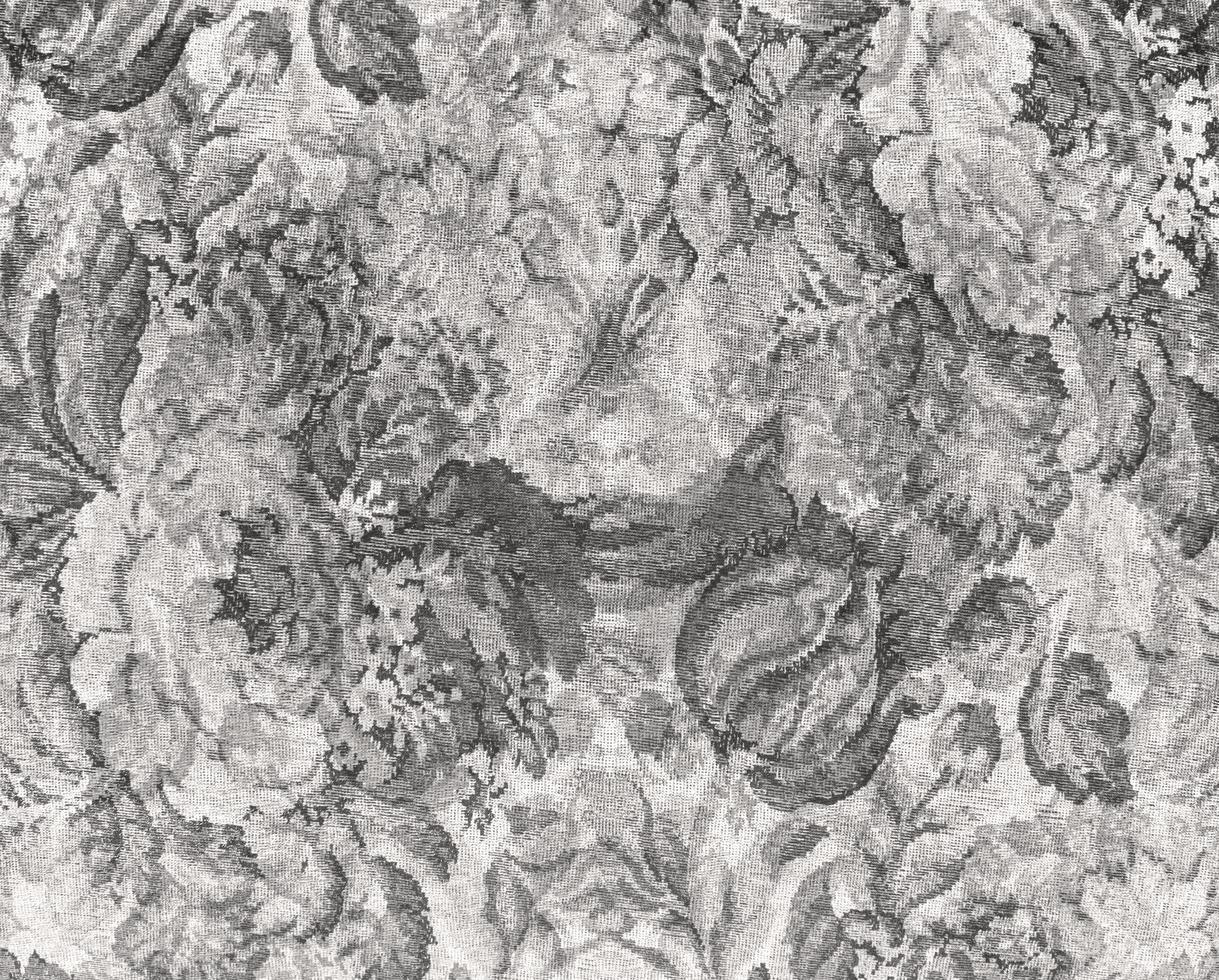 Vintage fabric texture photo