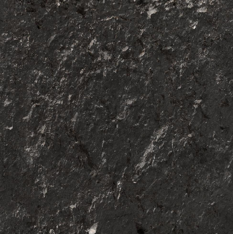 Black stone texture background photo