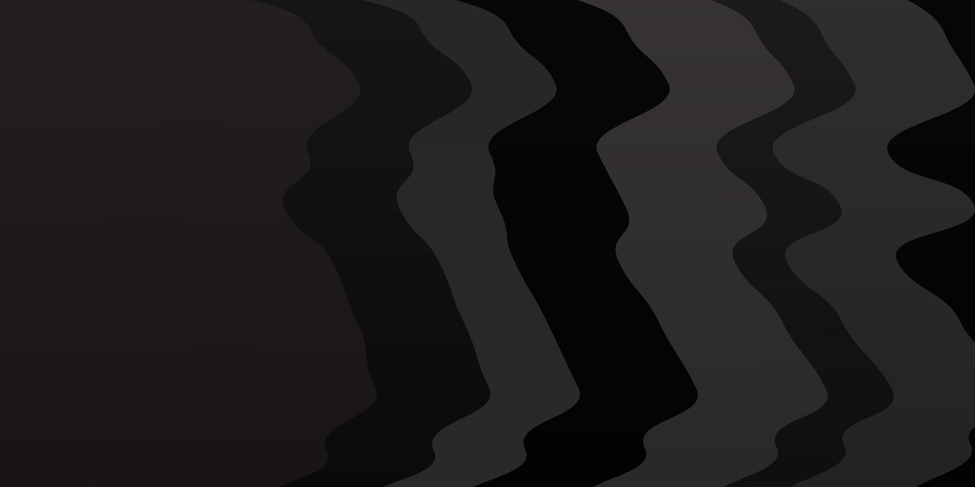 Gray background with bent lines. vector