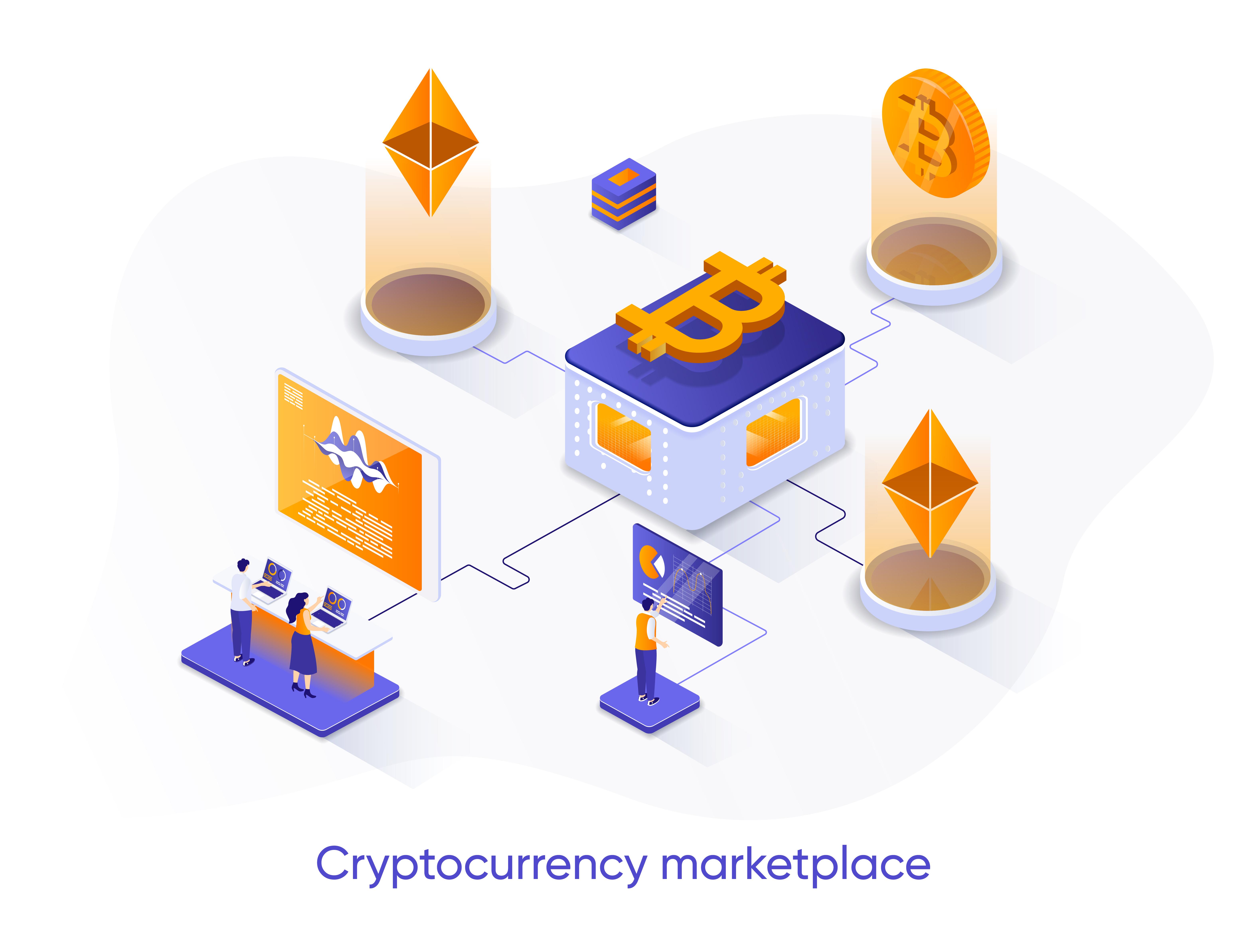 marketplace crypto kereskedelem btc vagy usd