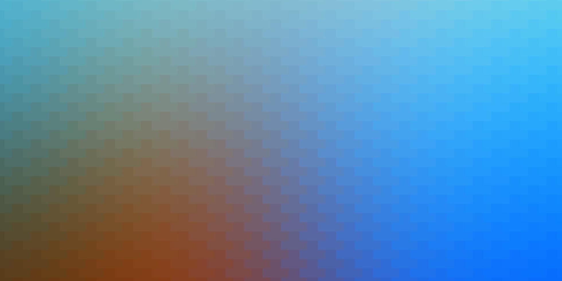 diseño azul claro con líneas, rectángulos. vector