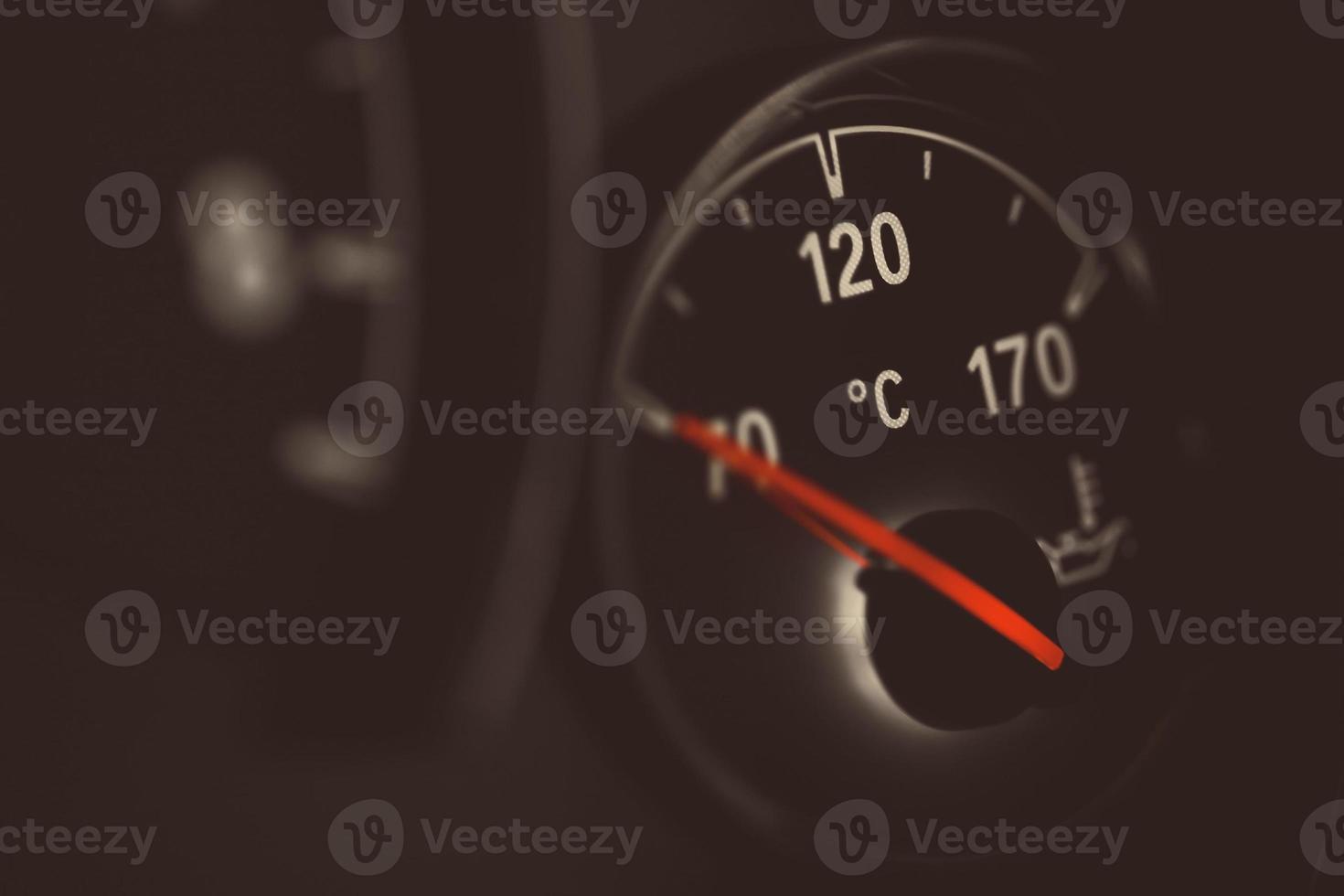 Coolant gauge photo