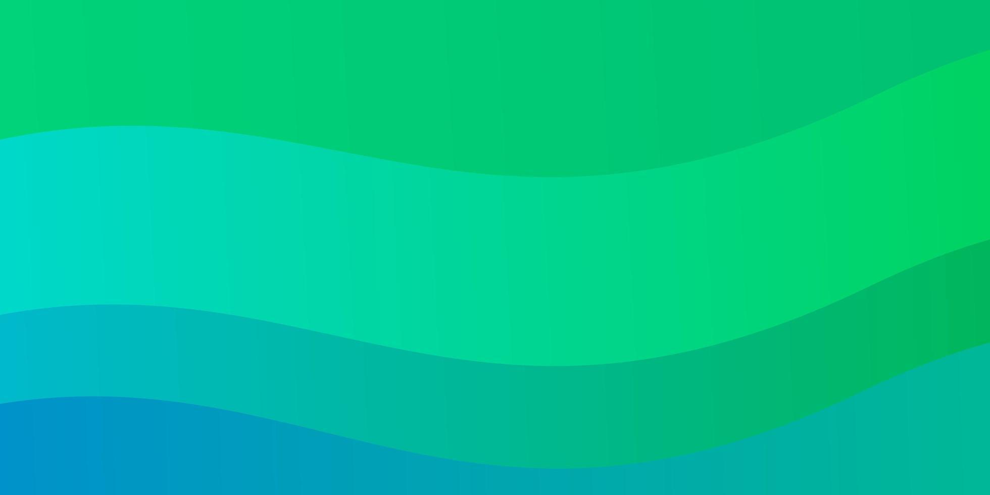 Light Blue, Green vector texture with circular arc.