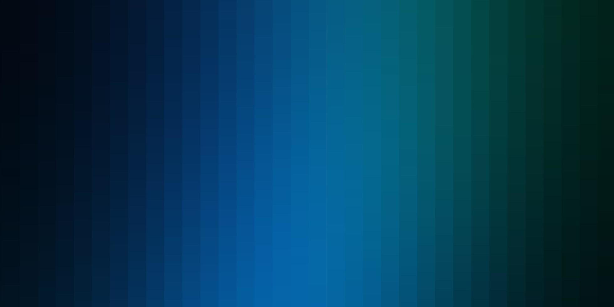 Light Blue, Green vector background in polygonal style.