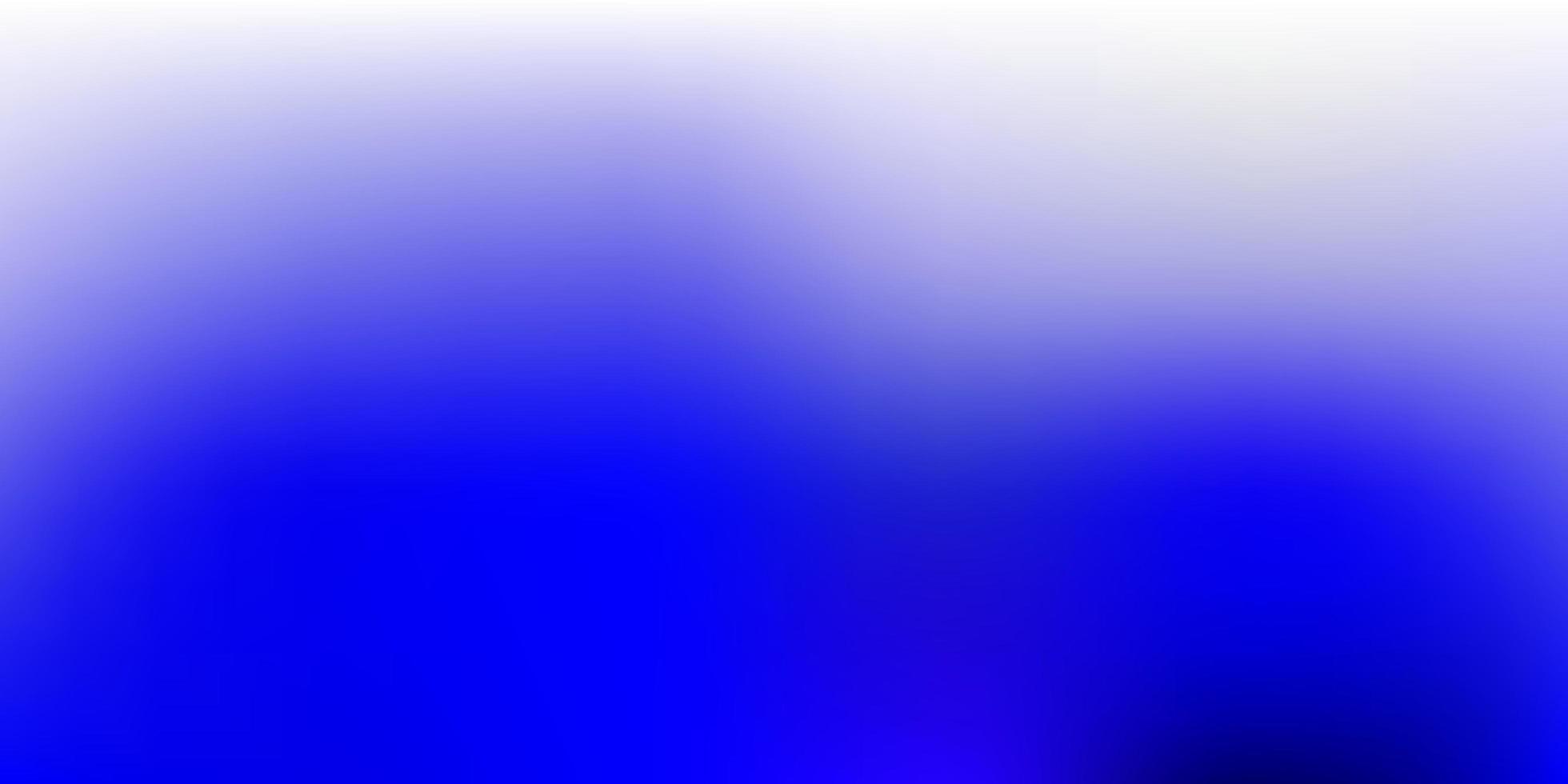 Fondo de desenfoque de vector azul oscuro.